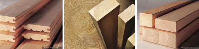 drewno do budowy dachu DEKPOL Poznań